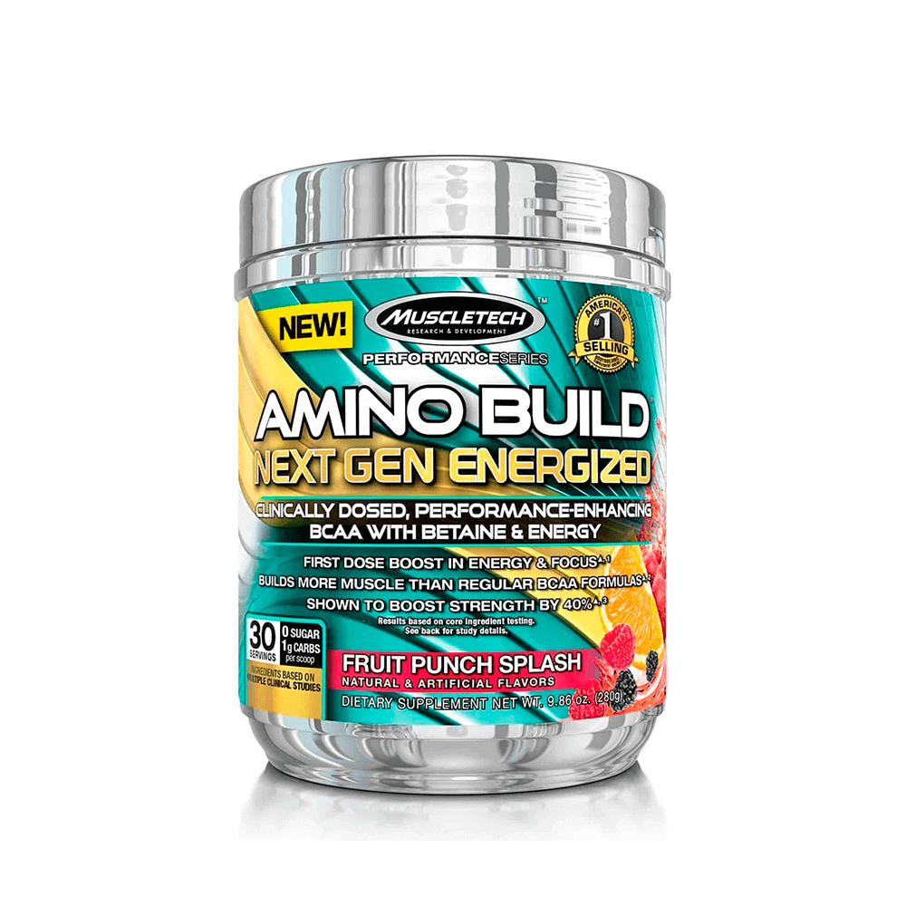 Amino-Build-Energized