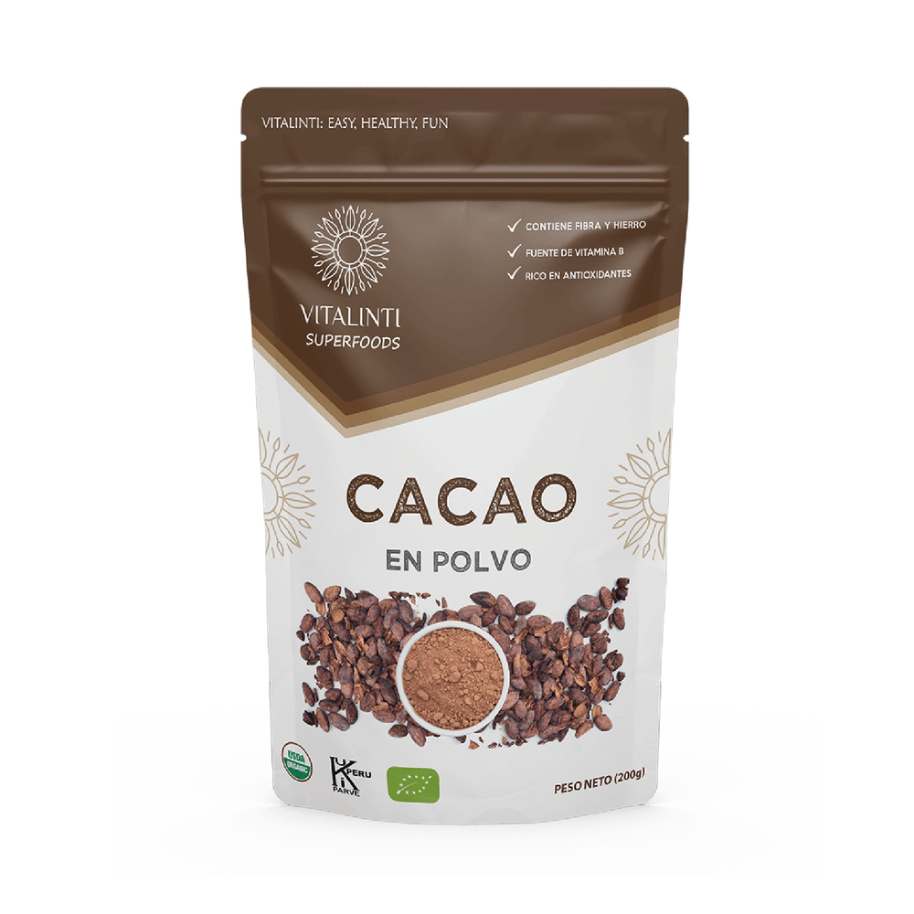 Cacao-Polvo