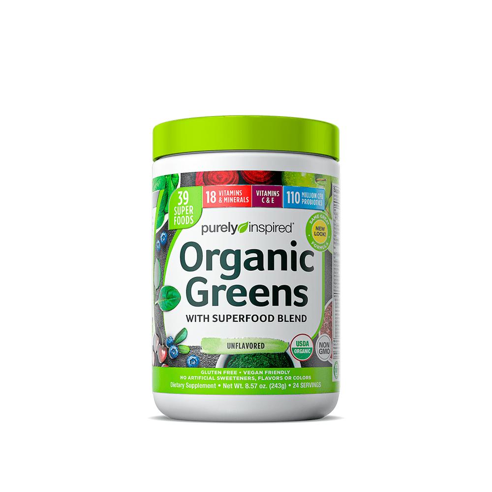 Organic-Greens