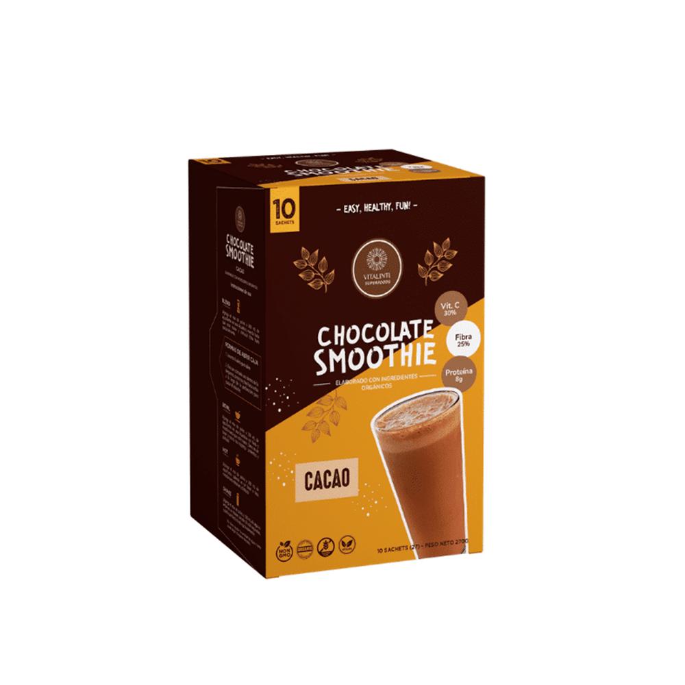 Chocolate-Smoothie