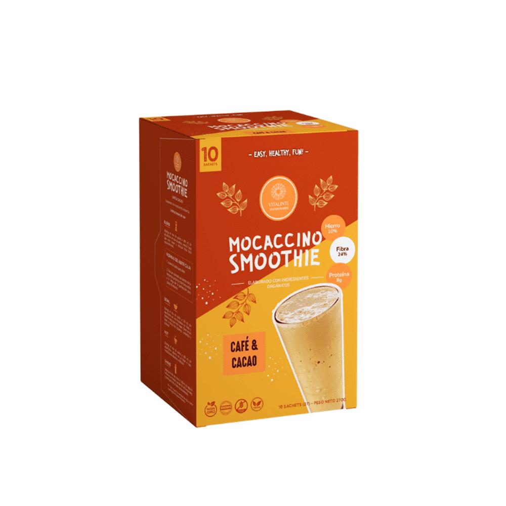 Mocaccino-Smoothie