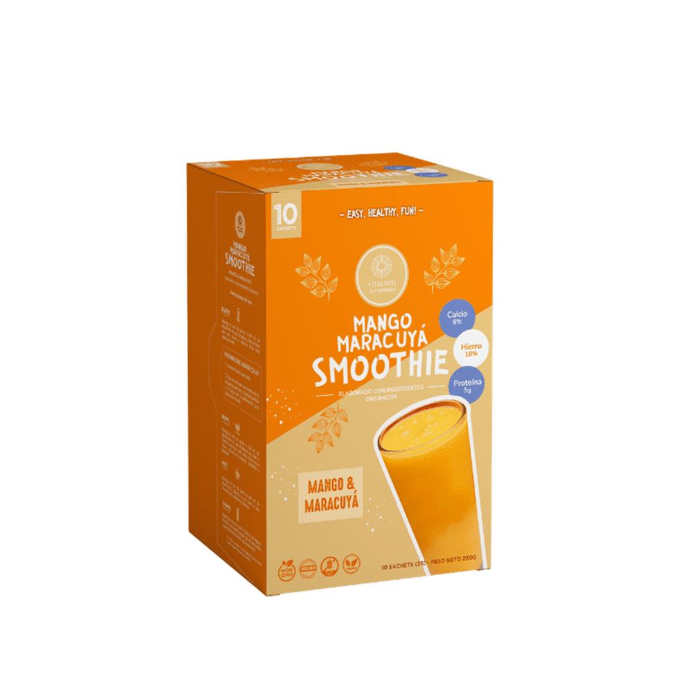 Mango-Maracuya-Smoothie